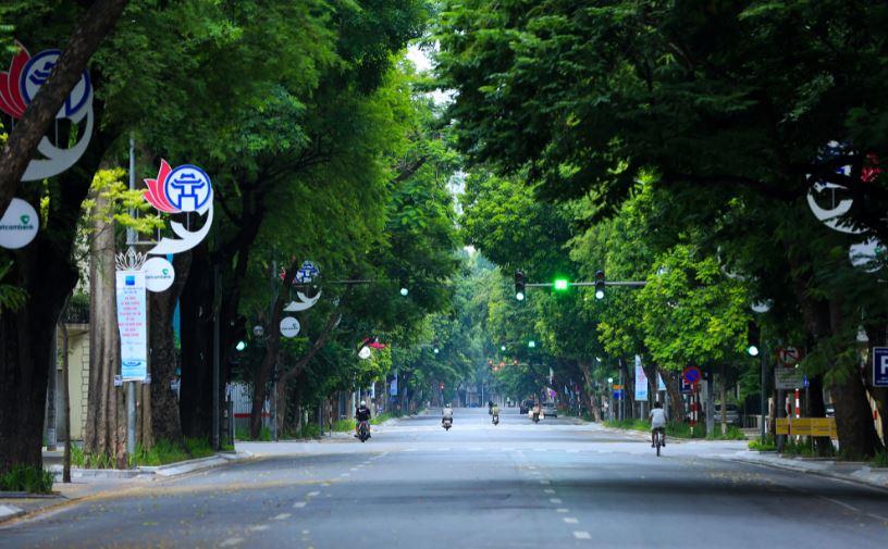Hà Nội tiếp tục thực hiện cách ly toàn xã hội đến 6h00 ngày 6/9/2021