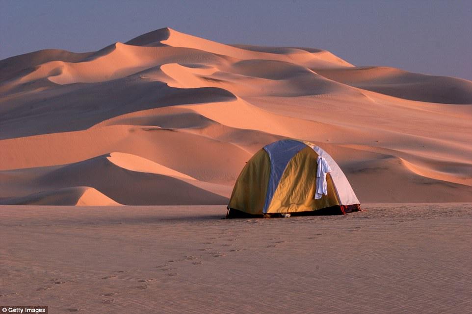 Sa mạc Sahara, Châu Phi