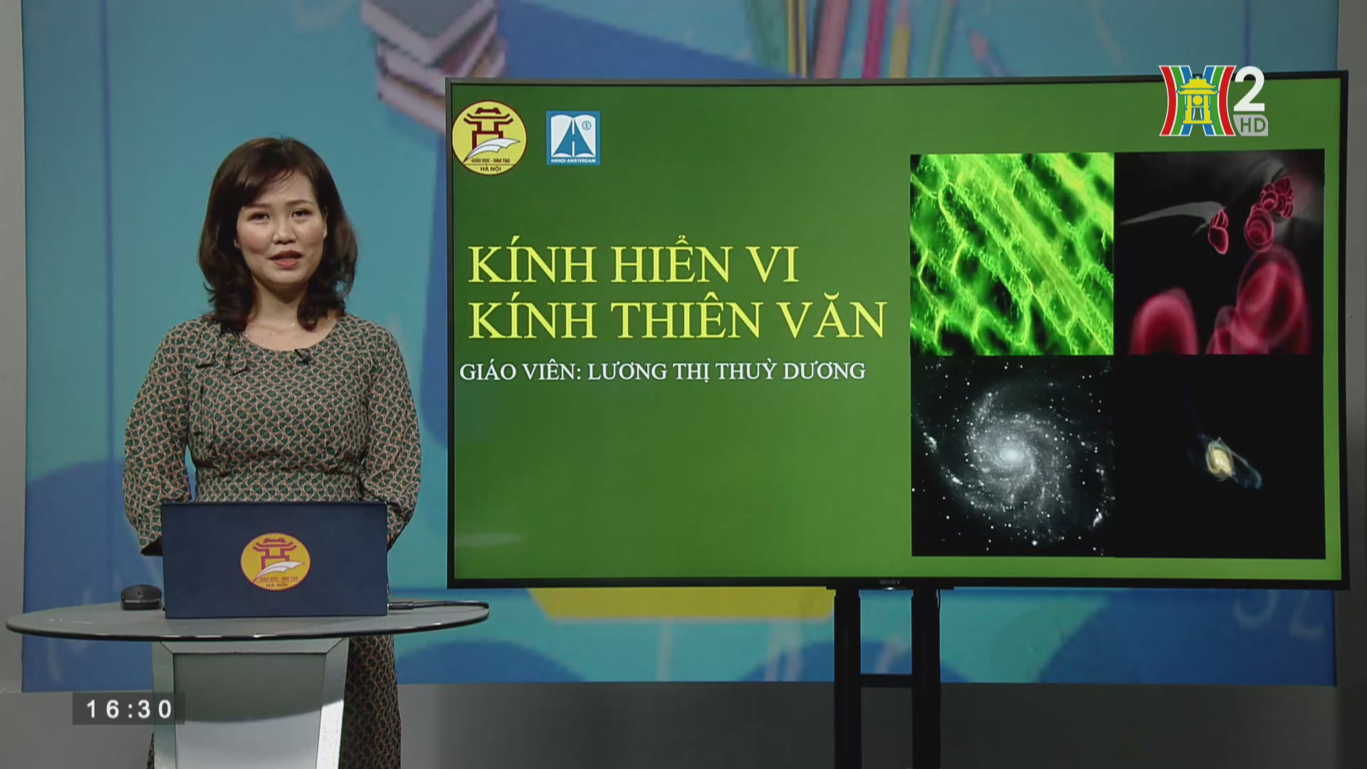 Bài 33 + Bài 34: Kính hiển vi - Kính thiên văn